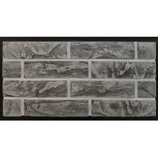 Декоративный кирпич Леон (серый), 1.25 м2